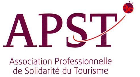 Monsieur Pingouin adhérent APST - Association Professionnelle de Solidarité du Tourisme