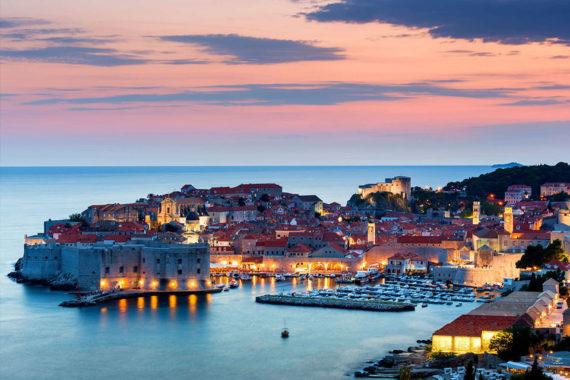voyage moto en Croatie avec Monsieur Pingouin