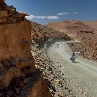 Stage Moto Off-Road Maroc Voyage à moto avec Monsieur Pingouin