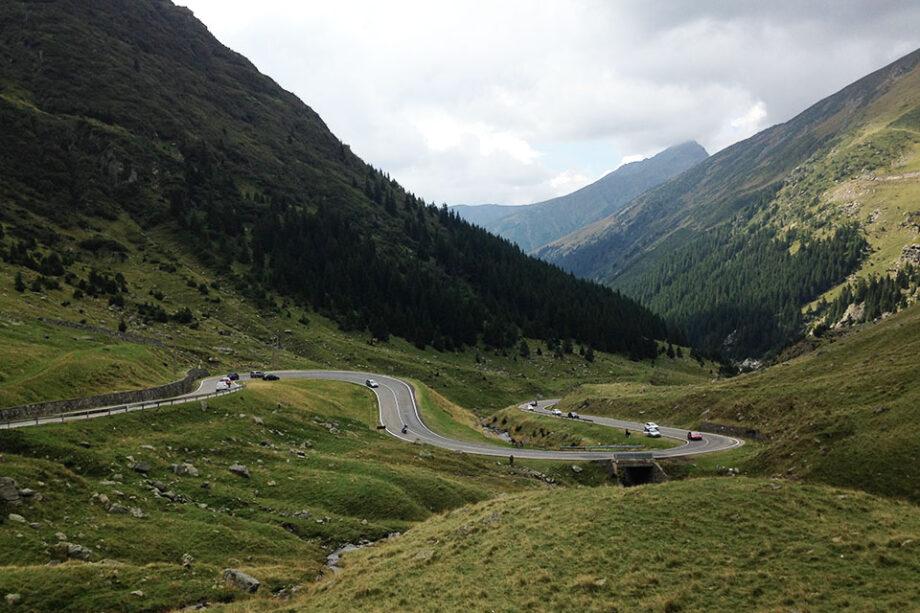voyage moto Roumanie avec Monsieur Pingouin