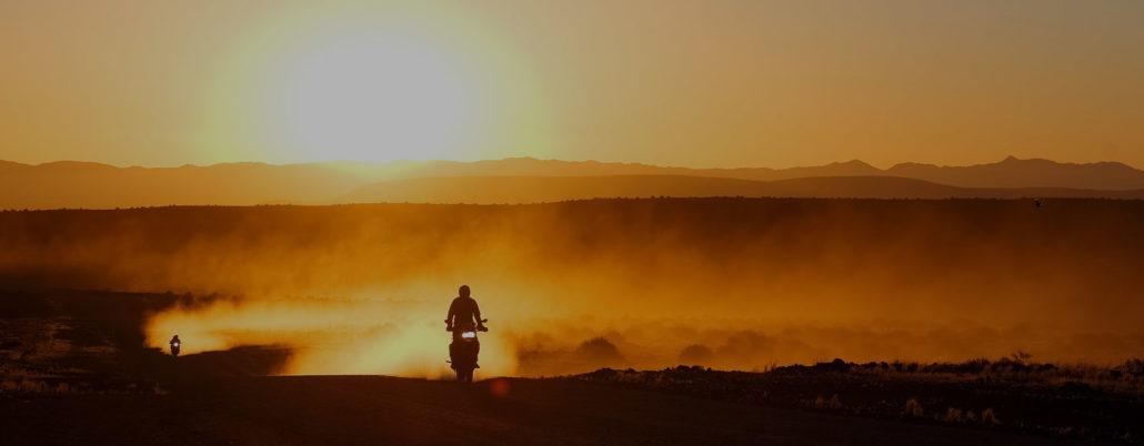 Voyage moto en Afrique du Sud