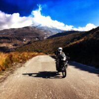 Voyage moto Colombie avec Monsieur Pingouin