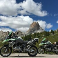 Voyage moto France avec Monsieur Pingouin
