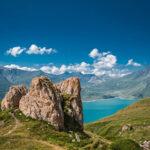 Voyage à moto France dans les Alpes avec Monsieur Pingouin