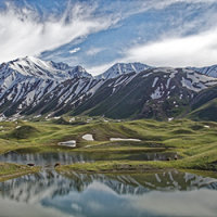 voyage-moto-Kirghizstan-Monsieur-Pingouin-lac