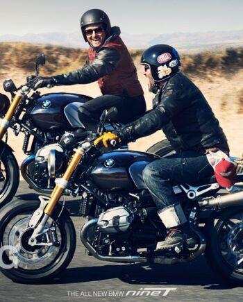 Voyage moto aux Wheels and Waves avec Monsieur Pingouin