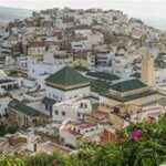 voyage-moto-maroc-monsieur-pingouin-Moulay-Idriss