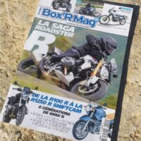 Box'RMag numéro 101 Voyages à Moto Monsieur Pingouin