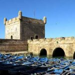 voyage-moto-Maroc-Paris-Dakar-Monsieur-Pingouin-Essaouira