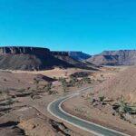voyage-moto-Maroc-Paris-Dakar-Monsieur-Pingouin-route